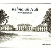 Placemat - Kelmarsh Hall