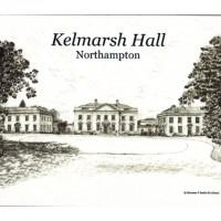 Placemat - Kelmarsh Hall