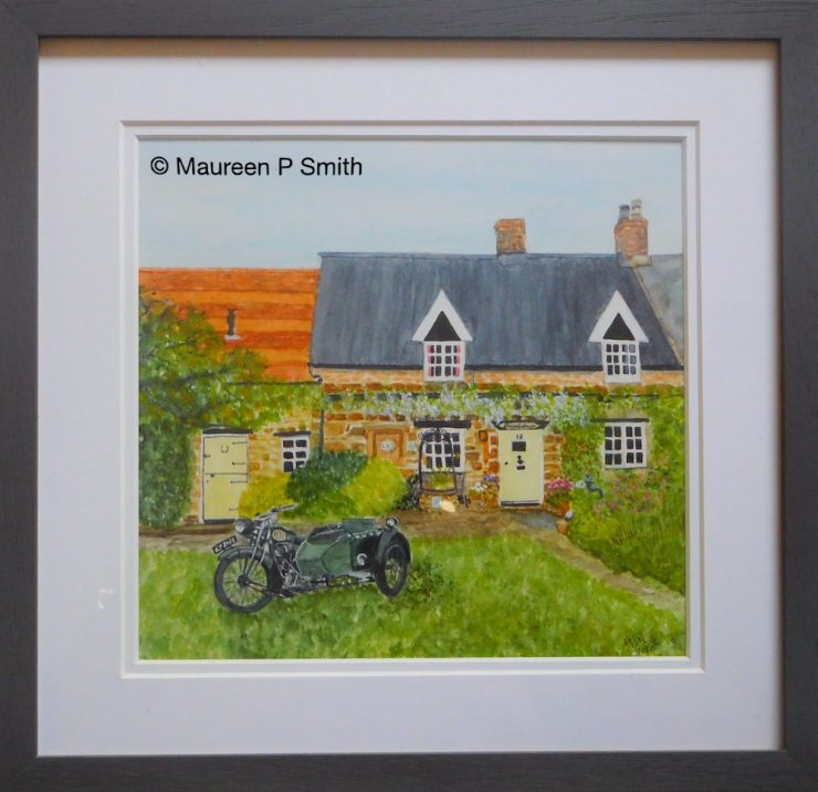 Maureen P Smith